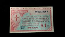 1947 $1.00 Military Payment Certificate Series 471