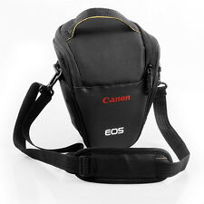 Hand Held/Shoulder/Waist Carry Case Bag For Canon Rebel XTi XSi T1i XS POWERSHOT