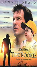 The Rookie (VHS, 2002)