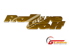 VW Rallye Golf G60 Emblem Heck Schriftzug Rear Badge Rallye Golf Emblem