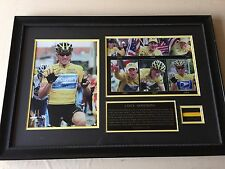 Lance Armstrong 439/2005 Limited Edition, 1999-2004 Photos, Framed