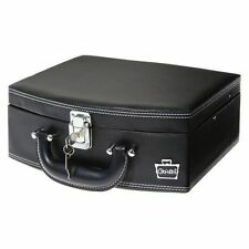 new caboodles train case makeup cosmetic orgainzer storage travel briefcase