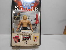 WWF S.T.O.M.P. Brian Pillman Series 1 War Zone Snap on Accessories