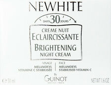 Guinot Newhite Brightening Night Cream 50ml(1.6oz) Brand New