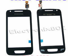 Samsung GT S5380 Wave Y LCD Touch Screen Digitizer Front Glass Lens Panel Black