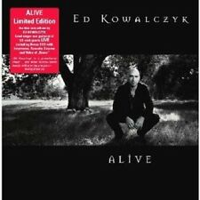 "ED KOWALCZYK ""ALIVE (LIMITED EDITION)"" CD+DVD NEW+"
