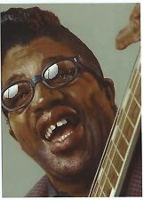 Bo Diddley Colour 6x4 Postcard NEW