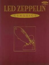 Led Zeppelin Classics (Authentic Guitar-Tab) by Led Zeppelin