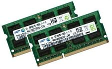 "2x 4gb 8gb di RAM 1600 MHz MacBook Pro 9,1 md101d/a 2,50 GHz 13,3"" Apple ddr3 i5"
