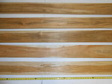 10 square feet of 7/8 inch thick, PLANED  TEAK WOOD, durable, elegant, true TEAK