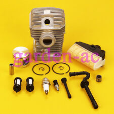40mm Cylinder Piston Fits Stihl MS 210 021 Chainsaw W/ Air Filter Tune Up Kit