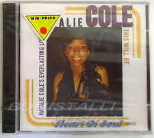 NATALIE COLE - THIS WILL BE: NATALIE COLE'S EVERLASTING LOVE - CD Sigillato