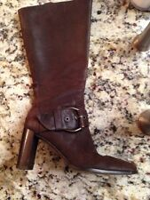 Donald J Pliner Knee High Boots Size 8 Made In The Mountains Of Italy
