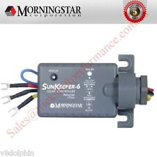 MORNINGSTAR SK-6 SUNKEEPER REGULATOR 12V 6A SOLAR CHARGE CONTROLLER CHARGER