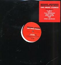 Michael Jackson One More Chance 10 mixes Us Dj 12""