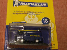 MICHELIN  PEUGEOT J7  VAN  1:43 SCALE