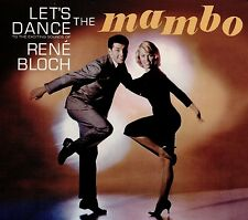 RENE & ORCHESTRA BLOCH - LET'S DANCE THE MAMBO   CD NEU