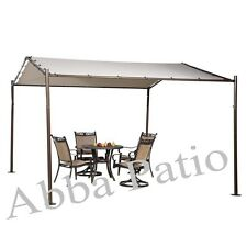 Portable Outdoor Patio Canopy Garden Gazebo, 13 x 11.5-Feet, Steel Pole
