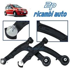 KIT 2 BRACCI SOSPENSIONE OSCILLANTI TRAPEZI FIAT PANDA (169) 1.2 Natural Power