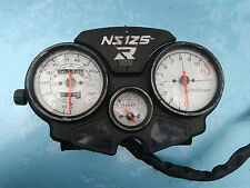 HONDA NSR125 CLOCKS NS125R SPEEDO NSR 125 INSTRUMENTS NS125R SPEEDOMETER