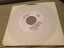 "DUKE BOOTEE - LIVE WIRE + SLOW DOWN 7"" SINGLE WHITE LABEL - ELECTRO"