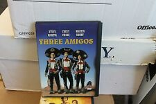 Three Amigos! (DVD, 1999), Steve Martin, Chevy Chase, Martin Short