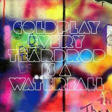 Every Teardrop Is a Waterfall Coldplay MUSIC CD