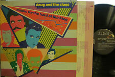 "► Doug and the Slugs - Music for the Hard of Thinking (with ""Making It Work"")"