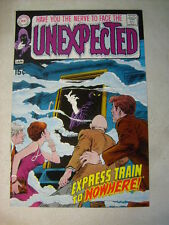 UNEXPECTED #116 COVER ART original approval cover proof 1970's, SPOOKY!!