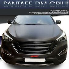 Hyundai Santa Fe DM 2013+ Radiator Grille Front Hood Tuning Grill Painted
