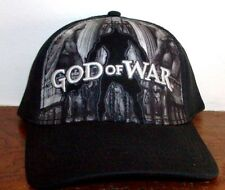 GOD OF WAR Silhouette Video Game Baseball Hat Cap A Flex Officially Licensed