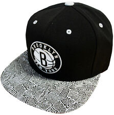 Mitchell & Ness Brooklyn Nets Court Vision NY97Z Snapback Cap Kappe Basecaps New