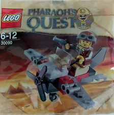 LEGO Pharaoh's Quest 30090 (Desert Glider & Figure) Promo Bag