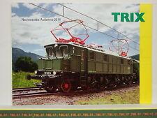 Catalogue TRIX MINITRIX Nouveautés 2014 F Automne Neuf 16 p