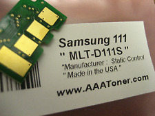Toner Reset Chip for Samsung 111, MLTD111S, MLT-D111S Xpress Printer Refill