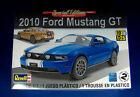 REVELL 2010 Ford Mustang GT 1/25 Model Kit #85-4272 FACTORY SEALED!