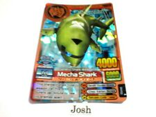 Animal Kaiser Evolution Evo Version Ver 4 Bronze Card (A150E: Mecha Shark)