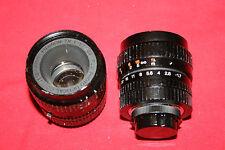 Fuji Photo Optical - Lot of (2) - HF35A-2M1 Lenses - Fujinon TV - 1:1.7/35