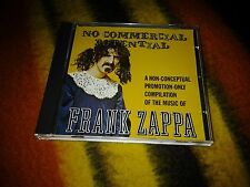 No Commercial Potential Frank Zappa Ryko CD rare 15 cuts from CONEHEAD HELL