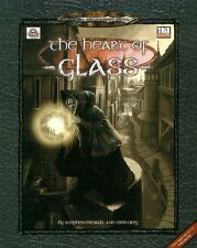 D20 The HEART of GLASS Adv 6 lvl D&D RPG TLG1801