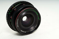 auto promaster (SIGMA) 28mm 2.8  prime lens for Contax Yashica C/Y mount.