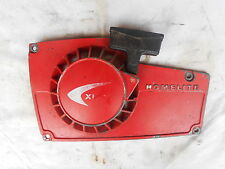 Vintage Homelite Super XL 76 Chainsaw 130 Recoil Starter Firewood Collector
