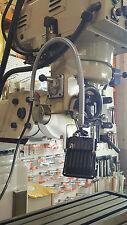 "LED Work Light 24"" Flex Gooseneck Bench Milling Machine Lathe Grinder 1300 Lumen"