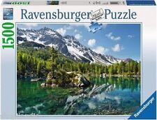PUZZLE RAVENSBURGER 1500 Piezas Pieces Pezzi Teile LA MAGIA DE LA ALTITUD 16282