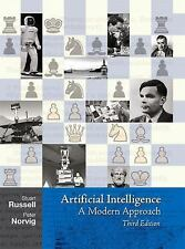 4DAYS FAST DELIVERY - Artificial Intelligence, 3rd Int'l ed. by Stuart Russell