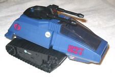 2008 Cobra H.I.S.S. (BLUE Tank) - GI Joe vehicle - 100% complete