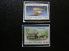 FINLANDE - timbre yvert et tellier n° 1015 1016 n** (A22) stamp finland