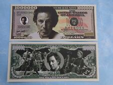 "BRUCE SPRINGSTEEN ""The Boss"" American Musician"" ~ $1,000,000 One Million Dollar"