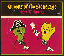 "Queens Of The Stone Age - Era Vulgaris - 3 x 10"" Vinyl LP *NEW & SEALED*"