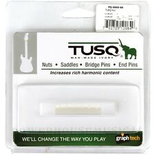 GRAPH TECH TUSQ SLOTTED GUITAR NUT EPIPHONE LES PAUL & OTHERS *NEW* PQ-6060-00